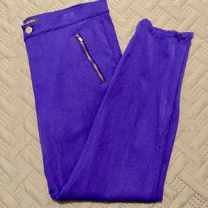Banana Republic Sloan Fit Cropped Pant Size 8
